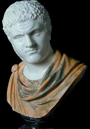 "Portraet ""Caracalla"""